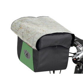 VAUDE Discover Box meadow/black
